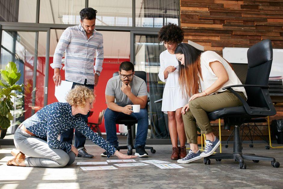 Como montar uma equipe de vendas de alta performance?